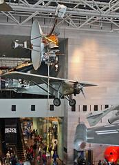 Pioneer 10 (Prototype) (dlberek) Tags: pioneer10 prototype smithsoniannationalairandspacemuseum nasm