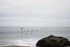 Flock of pelicans (lauripiper) Tags: beach leocarrillostatebeach birds pelicans ocean morning