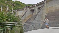 DSCN6171 Barrage de l'Aigle « le barrage de la Résistance » Soursac (Corrèze) (Thomas The Baguette) Tags: cantal auvergne france basilique mauriac notredamedesmiracles puysaintmary puy leclou vicsurcere toursdemerle soult argentat correze chastaigne barrage aigle thiezac