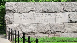 Washington D.C.: The Franklin Delano Roosevelt Memorial