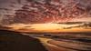 Sky & Sea (Drummerdelight) Tags: sunset dehaan intothesun sunsetting beach sky seaside seascape into sun sunlight sunlightset