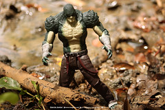 "Killer Croc (Garcia ""Imagética"" Junior) Tags: actionfigure collection arkham batman monster solomongrundy clayface killercroc arkhamasylum arkhamcity arkhamorigins dccollectibles dccomics photography toy fotografia brinquedo colecionável game"