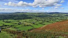 Green Fields of South Shropshire (Bob.W) Tags: longmynd shropshire coth5