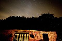 Ruperts Barn (Time Grabber) Tags: timegrabber nightlight night lowlight longexposure startrails window barnconversion norfolk rupert noise explore