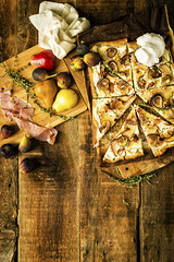 Grilled Fig Pizza GirlCarnivore Recipe (2 of 7)