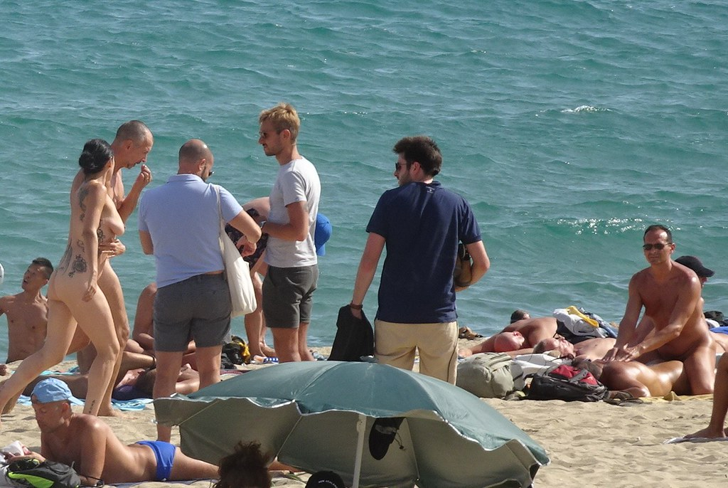 The Worlds Most Recently Posted Photos Of Nudist And Platja - Flickr -2333