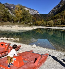Lake Tenno in Autumn #beautifulday #lake #mountains #italy #boat #baby #clearwater #nature #perfectnature #amazingshot #amazingplaces #placetovisit #trentino #trentinoaltoadige #canaleditenno (hydrojeno) Tags: beautifulday lake mountains italy boat baby clearwater nature perfectnature amazingshot amazingplaces placetovisit trentino trentinoaltoadige canaleditenno