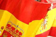 A España (Contando Estrelas) Tags: banderadeespaña spanishflag banderaespañola bandera flag flaga bandeira drapeau españa spain espagne