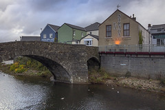 THE OLD STONE BRIDGE, BRIDGEND. (IMAGES OF WALES.... (TIMWOOD)) Tags: wales welsh cymru south bridgend southerndown ogmore by sea cenarth water coast town village white horse laleston buttercup field old mill barn sunset