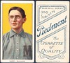 1909-1911 T206 White Border / Minor League - SHAD BARRY (Milwaukee Brewers / American Association) (Outfielder / First Base) (Raw) (1910 / Piedmont 350 / 25 Back) Tobacco / Cigarette Baseball Card (#21) (Treasures from the Past) Tags: t206 tobaccocard tobacco 1909 1911 cigarette cigarettecard americantobaccocompany whiteborder whiteborderset baseballcard lithograph whiteborderbaseballset t206baseballset shadbarry milwaukeebrewers americanassociation minorleague outfielder firstbase