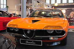 Arancio I Alfa Romeo Montreal V8 2.6 I 1972 (Transaxle (alias Toprope)) Tags: 15faves 15favs 10faves 10favs 8faves 8favs 50v5f motorworld motor world classics berlin expocenter city radiotower fair exhibition messe show antique amazing bella beauty beautiful classic clasico motorklassik motore vintage voiture veteran veterans soul styling sport power powerful toprope design السيارات 車 past clasicos antiguas auto autos car cars coche coches macchina macchine vehicle vehicles voitures vieillesvoitures italia italy italian italianblood italiane italiancars italianclassics italiana italiano italiani italcar italauto italiancar italdesign