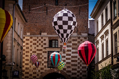 Lublin (mikper) Tags: resa lublin carnavalsztukmistrzów urbanhighlinefestival semester polen poland lubelskie pl balloon