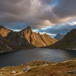 'Tennesvatnet' - Lofoten, Norway thumbnail