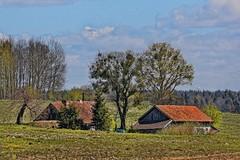 Landscape (Jurek.P) Tags: mazury masuria poland polska hdr houses countryside jurekp sonya77