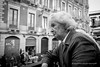faces from Catania- 2nd (ignacy50.pl) Tags: woman old face age blackandwhite portrait closeup cityscape citylife reportage sicily fishmarket market photostory ignacy50 outdoor morning shopping