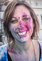 Varanasi - Holi Colour Festival-6