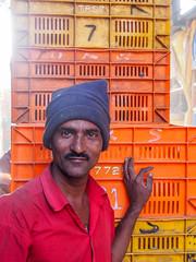 Mumbai 2015 (hunbille) Tags: birgittemumbai2lr dadar phool galli phoolgalli flower market bazaar hat