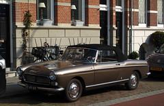 1966 Peugeot 404 Cabriolet (rvandermaar) Tags: 1966 peugeot 404 cabriolet peugeot404 peugeot404cabriolet sidecode1 import de4989