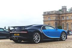 1500 Horses (Mattia Manzini Photography) Tags: bugatti chiron supercar supercars car cars carspotting nikon w16 blue automotive automobili auto hypercar uk blenheim palace blenheimpalace