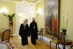 01. Заседание Священного Синода РПЦ от 6 октября 2017 г