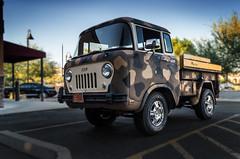 A very special truck- Make a wish MX (utski7) Tags: bobsfreebikes makeawish mx jeep truck restored muttly wheel automobile
