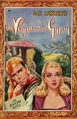Avon Books 98 - D.H. Lawrence - The Virgin and the Gypsy (swallace99) Tags: avon vintage 40s paperback paulstahr