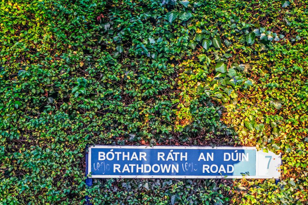 GRANGEGORMAN AREA OF DUBLIN [PHOTOGRAPHED OCTOBER 2017]-133464