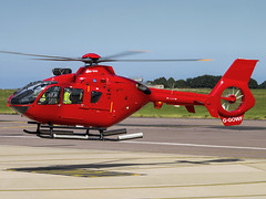 Babcock Mission Critical Services Onshore | Eurocopter EC-135T2+ | G-GOWF (Bradley's Aviation Photography) Tags: nwi egsh norwichairport norwich canon70d aircraft plane helicopters helicopter heli offshore babcockmissioncriticalservicesonshore eurocopterec135t2 ggowf ec135