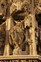 Straßburg -  Cathédrale Notre-Dame de Strasbourg (stephan200659) Tags: strasburg strasbourg alsace elsass elsas rhine rhein europa europe frankreich france francia münster dom cathedrale kathedrale kirche chiesa church liebfrauenmünster