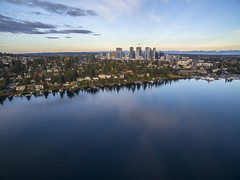 Meydenbauer Bay, Bellevue, Lake Washington, USA (biggncoo1) Tags: bellevuewashington bellevuewa washington lakewashington city construction business pacificnorthwest aerialview tourism meydenbauerbay landmark building reflection urban downtown skyline modern panorama architecture tower bellevue office cityscape landscape skyscraper washingtonstate aerial water view wa seattle sky travel lake tall pacific metropolitan northwest blue illuminated corporate scenic usa america unitedstatesofamerica