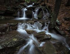 North Leverett, MA (koperajoe) Tags: stream autumn stormwater longexposure waterfall westernmassachusetts newengland woods