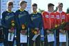 Junior World Orienteering Championships: relay (Särkänperä, Tampere, 20170715) (RainoL) Tags: jwoc jwoc2017 crainolampinen 2017 201707 20170715 athlete fin finland geo:lat=6175505793 geo:lon=2395954013 geotagged july juniorworldorienteeringchampionships juniorworldorienteeringchampionships2017 orienteering orientering pirkanmaa prizegivingceremony relay runner sport summer suunnistus särkänperä tammerfors tampere teamsui teamswe teisko tm urheilu m20