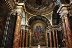 Basílica de Santa María del Popolo (Roma, Italia, 16-10-2017) (Juanje Orío) Tags: 2017 roma italia italy basílica iglesia church interior patrimoniodelahumanidad worldheritage whl0091 pintura