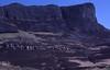 Black pitchstone, Sgurr, southwest Eigg (Mary Gillham Archive Project) Tags: 1987 39337 eigg geology island landscape may1987 nm4584 scotland unitedkingdom gb
