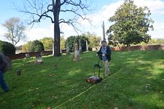 DSC_0823 (Montpelier Archaeology) Tags: slavecemetery gpr