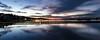 FB Kilaben Bay Pano (Sterling67) Tags: kilaben bay sunrise water lakemacquarie reflection pier 2470 7d pano panorama