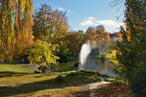 Spa autumn