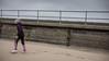 Beach Trek... (paul_taberner_photography) Tags: beach crosbybeach liverpool