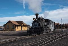 Antonito, Colorado (std70040) Tags: cumbrestoltec cumbresandtoltec k27 455 denverriogrande denverandriogrande drgrr ctsrr