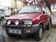 1993 Ford Maverick GLX (Neil's classics) Tags: vehicle wagon 1993 ford maverick