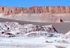 Chile- Atacama- Valle de la luna (venturidonatella) Tags: chile cile america latinamerica americalatina atacama desert deserto atacamadesert valledelaluna valledellaluna colori colors nikon nikond300 d300 panorama landscape emozioni emozione