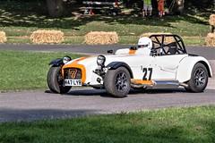Caterham 7 (John Tif) Tags: 2017 caterham7 crystalpalace car motorspot
