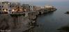 Vieste (paolotrapella) Tags: vieste gargano puglia italia paese borgo mare acqua water sea sunset tramonto ora blu