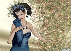 Look 119-2017 (Rehana Seljan (Japan)) Tags: secondlife sl 3d game fashion rehanaseljan rehana newrelease saschasdesigns lode gacha rare empyreanforge salem pinkhustler kurenai boon studioexposure posesion lelutka maitreya deetalez ikon slackgirl