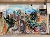 ATM wall (aestheticsofcrisis) Tags: street art urban intervention streetart urbanart guerillaart graffiti postgraffiti new york ny nyc manhattan soho lowereastside dwhedon