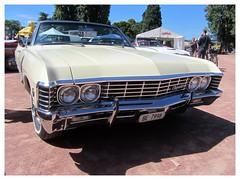 Chevrolet Impala Convertible, 1967 (v8dub) Tags: chevrolet impala convertible 1967 cabrio cabriolet chevy schweiz suisse switzerland neuchâtel american gm pkw voiture car wagen worldcars auto automobile automotive old oldtimer oldcar klassik classic collector