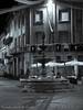 Montefiascone - Fontana P.zza Vittorio Emanuele (frillicca) Tags: 2017 agosto august bn bw biancoenero blackandwhite fontana fountain monochrome monocromo montefiasconevt night notte palace palazzofrigo panasoniclumixlx100 piazza piazzavittorioemanuele square tuscia