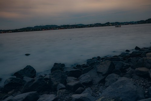 ..Mahakam River..