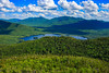 Ampersand Mountain Summit (phonnick) Tags: ampersandmountain ampersandlake ampersand mountain summit vista forest trees water hills valley adirondacks park wilderness hiking trail saranac6er landscape canon6d canon 6d newyorkstate newyork
