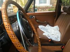 US Spec 1973 Mercedes 280SEL 4.5Litre V8 (mangopulp2008) Tags: us spec 1973 mercedes 280sel 45litre v8